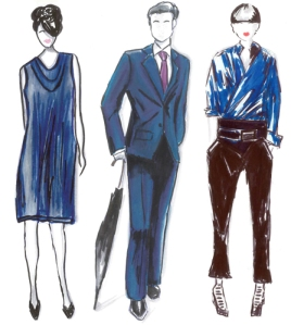 silhouette-bleu