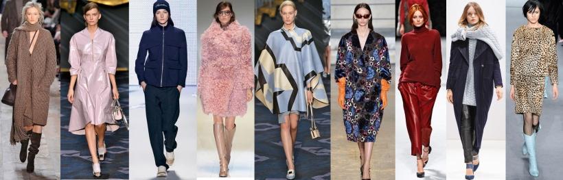 tendances de mode automne-hiver 2014/2015
