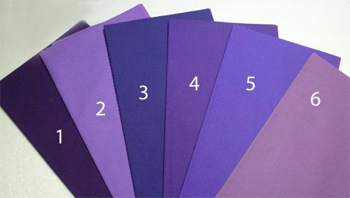 violet-